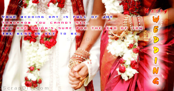 New wedding day wishes image in tamil language